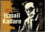 Ismail_Kadare_2011_Albania_stamp